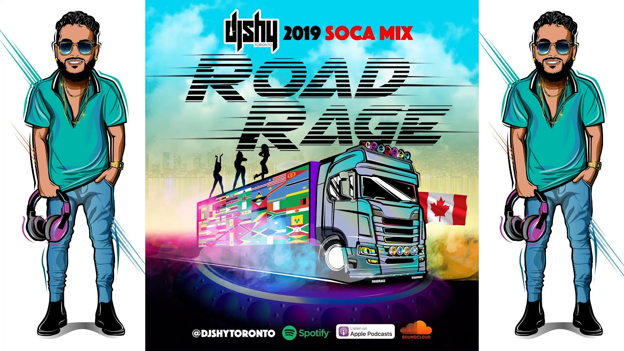 DJ Shy Presents ROAD RAGE 2019