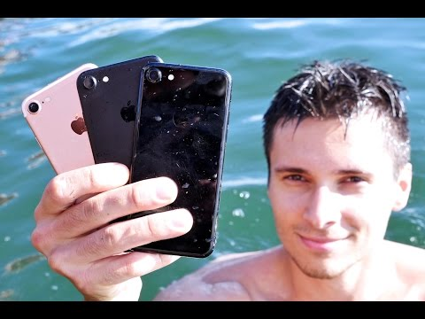 iphone-7-water-test!-secretly-waterproof?