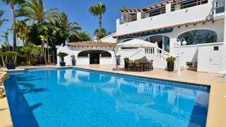 1 400 000 Euros - Gagner en soleil Espagne : Villa de luxe – Mieux que Dubaï pays de la démesure
