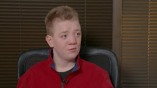 Boy speaks out on viral bullying video, mom addresses backlash by : CBS This Morning