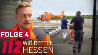112 Wir retten Hessen 46 rzte Notrzte Notfallsanitter und die Berufsfeuerwehr im Einsatz