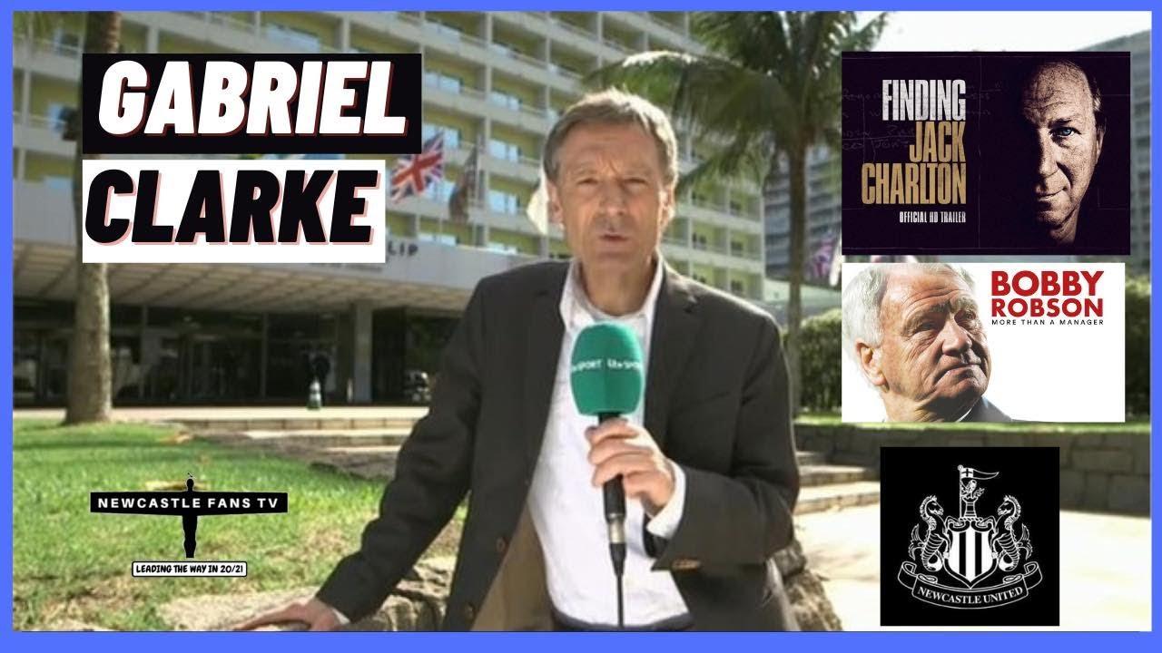 Gabriel Clarke exclusive