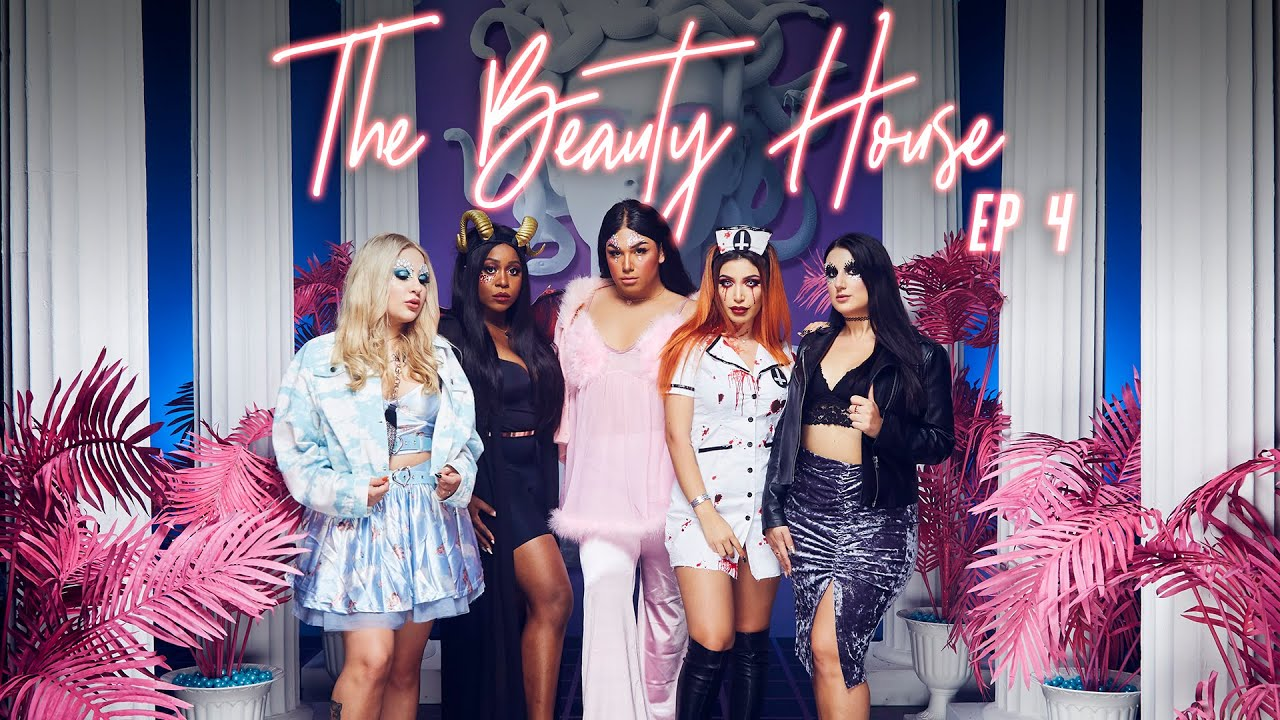 THE BEAUTY HOUSE AL PARTY DI ANASTASIA BEVERLY HILLS ✨???? EP. 4