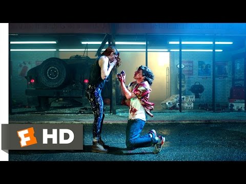 American Ultra (10/10) Movie CLIP - Engaged and Tased (2015)
