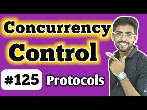 Concurrency Control Protocols | concurrency control in hindi | DBMS Gate Lectures in Hindi #125