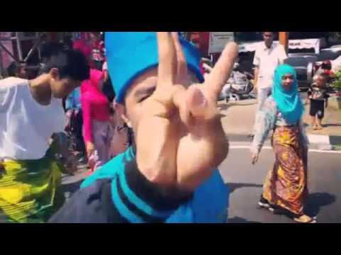 KNPI in Makassar Culture Festival & Carnaval 2015