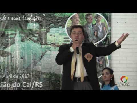 José Rafael Turella Soares - 25ªRT - Provas Oral e Artística - 29º Entrevero Cultural de Peões
