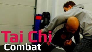 Tai chi combat tai chi chuan - tai chi elbow to the head. Q42