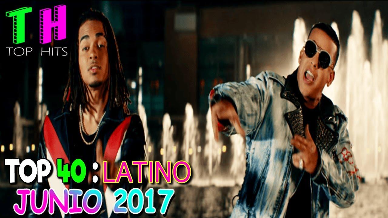 foto de Top 40 Latino Junio 2017 Semana 24 YouTube
