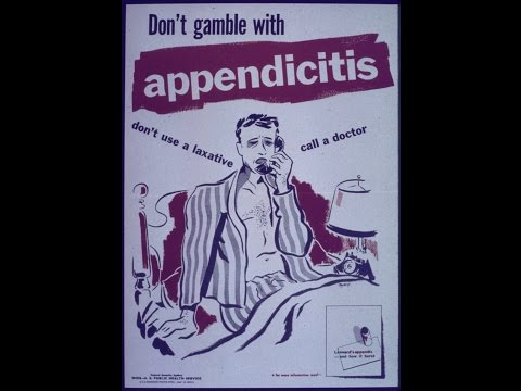 Antibiotics for Appendicitis? Really?!