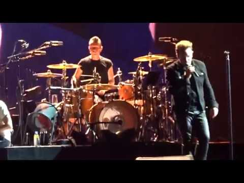U2  Red Hill Mining Town  Chicago, 06032017