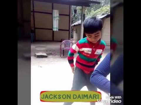 Bodo 5 year boy wow dance2 Jackson daimari