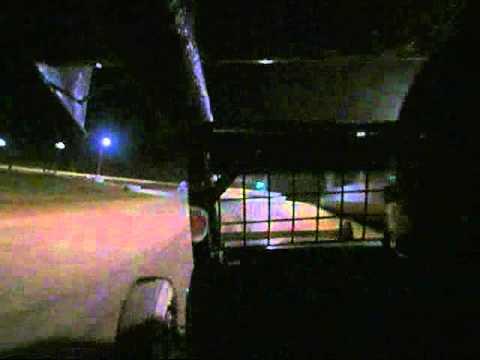 thunderbird speedway muskogee oklahoma sprint car 17 brent bates OCRS tachyon xc 2010 onboard camera