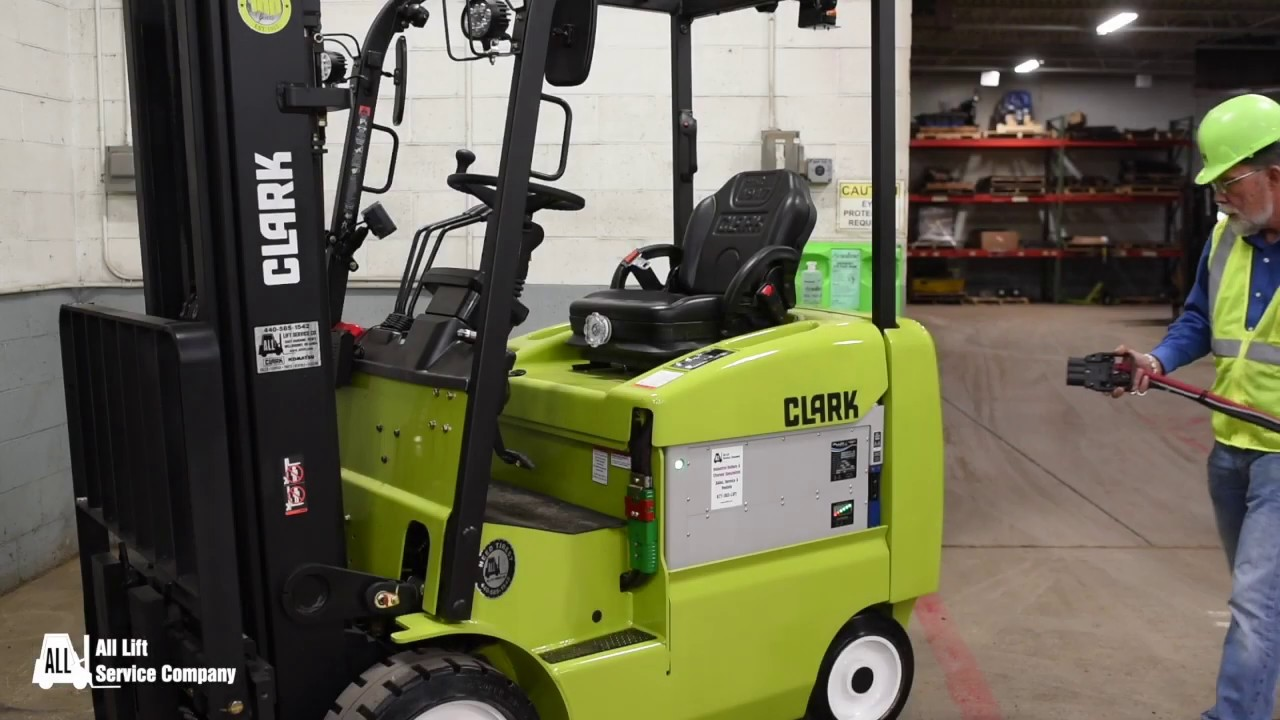 All Lift Service Co   Clark & Komatsu Forklifts   Willoughby, OH