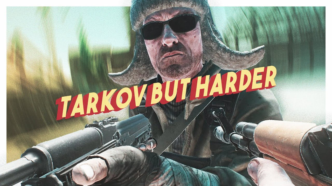 Download They Somehow Made Tarkov Harder