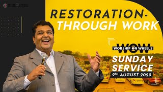 Online Sunday Service | 9th August 2020 | 8 AM |  Bethel AG Church YouTube Videos