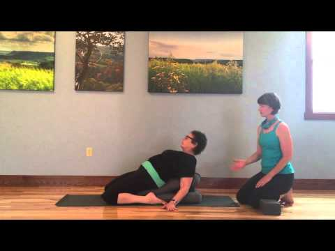 august pose of the month saddle a yin yoga pose  youtube