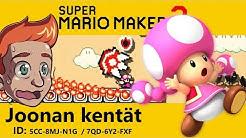 Kaoottinen Speedrun kenttä!   Super Mario Maker 2