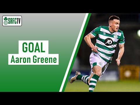 Aaron Greene v Derry City    7 November 2020