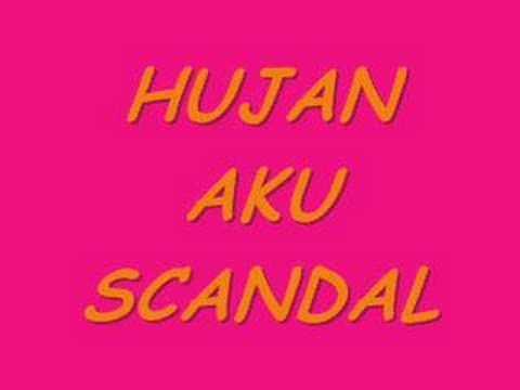 hujan-aku scandal