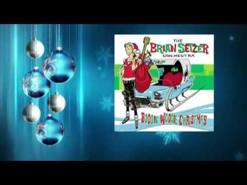Brian Setzer - Winter Wonderland