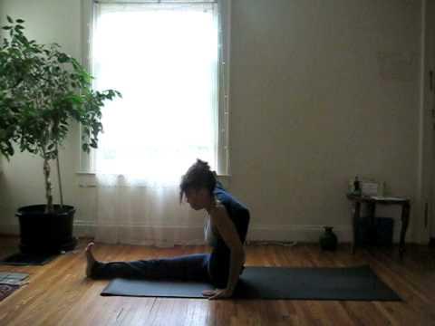 laruga  ashtanga yoga  viparita chakrasana  doovi