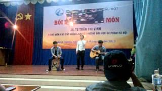 Mãi mãi bên nhau - Acoustic (guitar club TDMU)