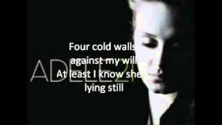 Adele-If it Hadn