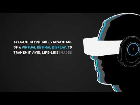 Avegant Glyph  How a Virtual Retinal Display Works