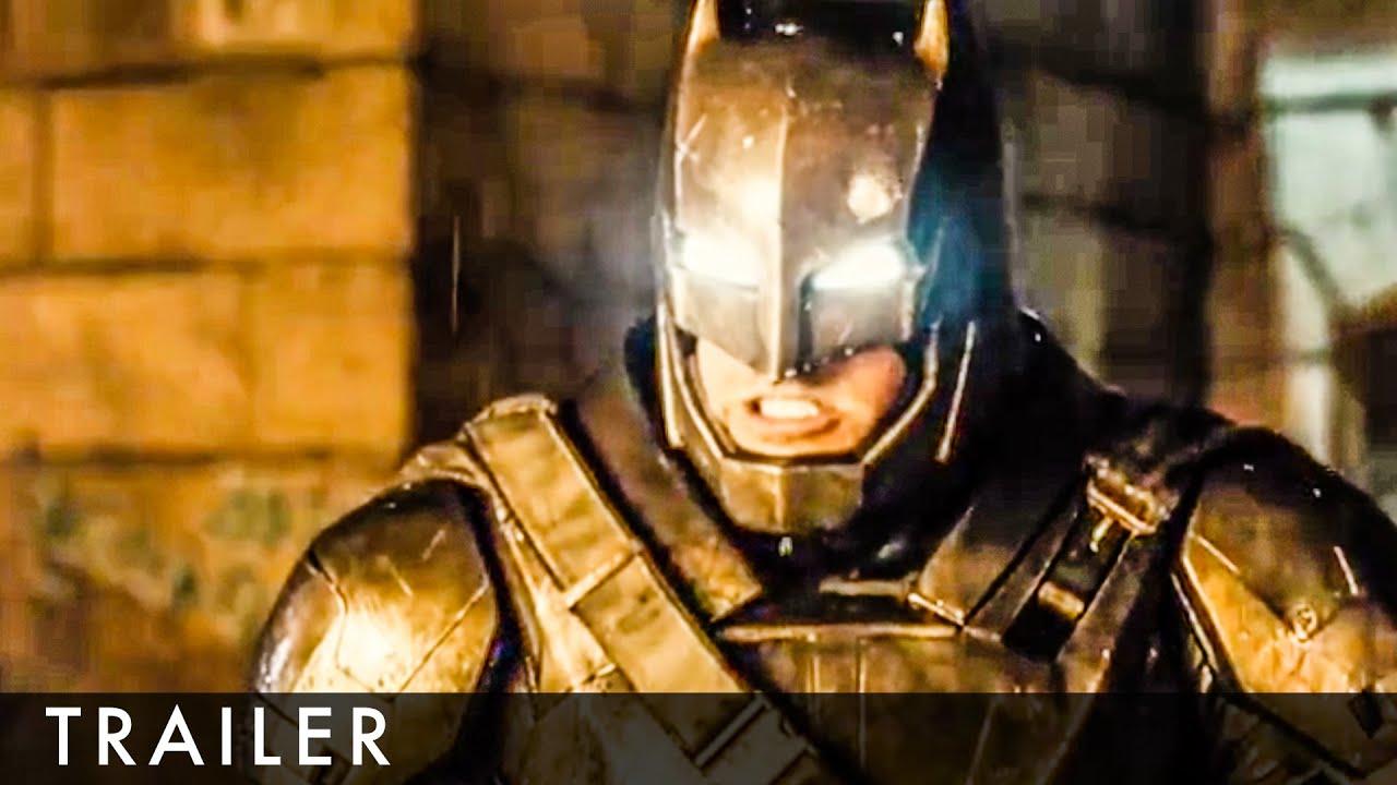 Batman v Superman: Dawn Of Justice Official International ...