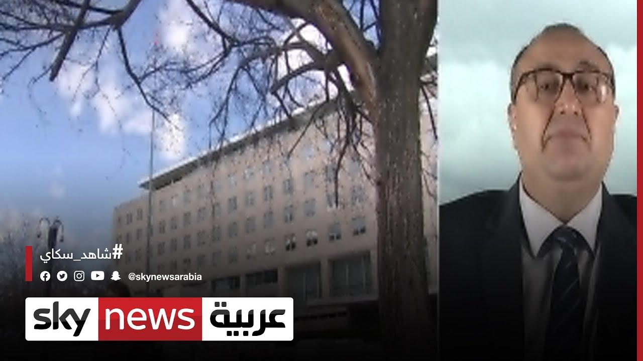 طارق وهبي: بايدن يواجه ضغوطا خارجية للمساعدة في وقف التصعيد  - نشر قبل 58 دقيقة
