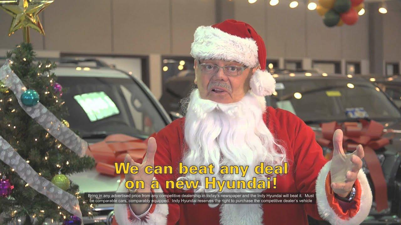 Bob Rohrman Hyundai December 2013 TV mercial