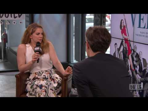 "Anna Chlumsky Speaks On The HBO Series ""Veep"""