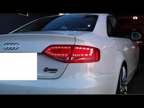 2009 A4 Led Tail Light Retrofit Youtube