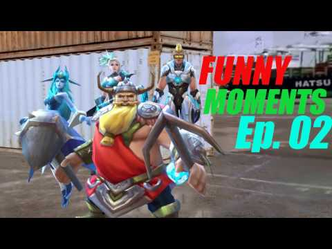 Mobile Legends Funny Moments Ep. 02