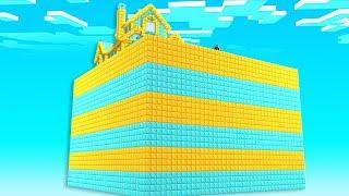 Minecraft - 4-Noobs VS Skyblock   JeromeASF