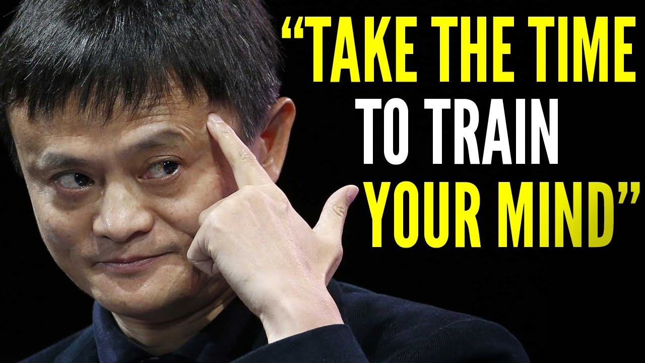 Jack Ma S Life Advice Will Change Your Life Must Watch Youtube