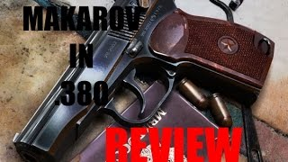 Russian Makarov Review ( IJ70-17A)