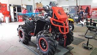 FFun Motorsports X-mr Renegade Build