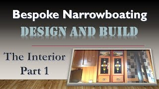 Narrowboat  nterior Design   Part One    nterior Wood   Side Hatches   Roses and Castles