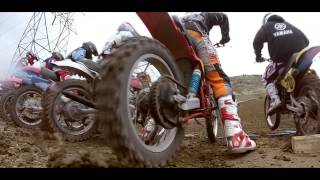 Epic Vintage Motocross Racing at Thunder Valley