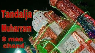 Tandalja Muharram 9 maa chand  | Muharram 2018 | Moin Khan lifestyle