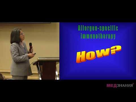 Точка зрения оториноларинголога на диагностику и лечение аллергического ринита. Белуччи Л.