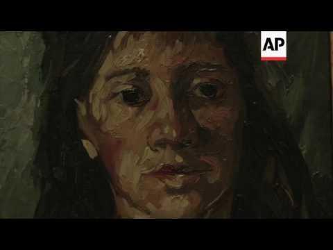 Van Gogh Museum shows Paris prostitution through paintings ++REPLAY++