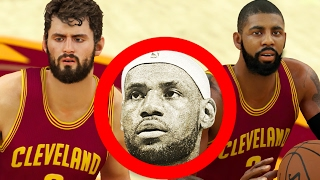 Could The Cleveland Cavaliers Win A Championship Without Lebron James? NBA 2K17 Challenge