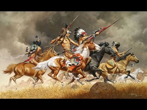 Taos War Dance Chant - The Native American Indian