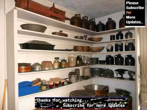 Attractive Kitchen Corner Shelving Ideas