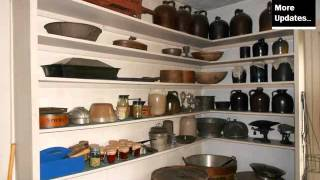 Kitchen Corner Shelving Ideas