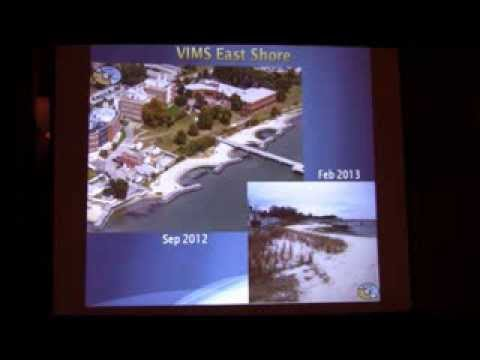 Living Shorelines: Part 2 - C. Scott Hardaway Talk (May 2013)