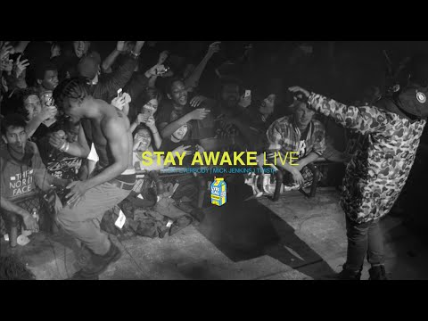 Hurt Everybody x Mick Jenkins x Twista - Stay Awake (Live Performance)